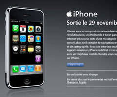 photo iPhone en vente en France