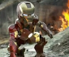 photo Iron Man Baby