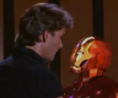 photo Iron Man & ACDC vs Dirty Dancing