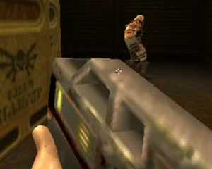 photo Jeu en HTML5 Quake 2 jeu