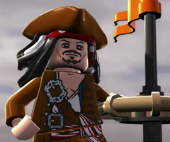 photo Jeu Lego Pirates des Caraibes sur WII, PS3, Xbox 360, PC
