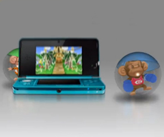 photo Jeu Super Monkey Ball 3DS
