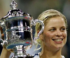 photo Kim Clijsters gagne l'US Open 2005
