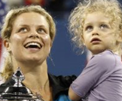 photo Kim Clijsters gagne l'US Open 2010