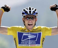 photo Lance Armstrong remporte un 6e Tour de France