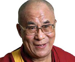 photo Le Dalai Lama sur Twitter