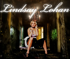 photo LindsayLohan.com le site officiel de Lindsay Lohan