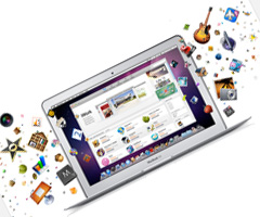 photo Ouverture du Mac App Store