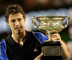 photo Marat Safin gagne l'Open d'Australie 2005