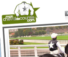 photo MonChevaldeCourse.com Investir dans un cheval de course en parts