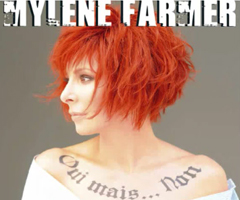 photo Mylène Farmer Oui mais non