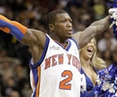 photo Nate Robinson gagne le Slam Dunk Contest 2010