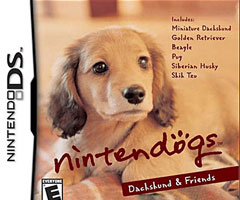 photo Nintendogs Nintendo DS