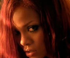 photo Nouveau clip Rihanna Man Down
