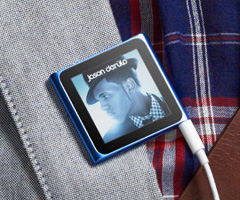 photo Nouveau iPod Nano