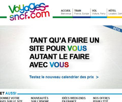 photo Nouvelle version du site Voyages-SNCF.com