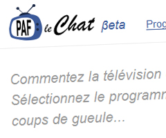 photo Paflechat.com Commenter la télévision en direct