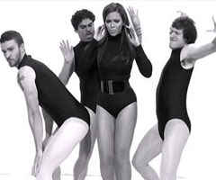 photo Parodie Single Ladies de Beyonce