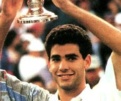 photo Pete Sampras gagne l'US Open 1993