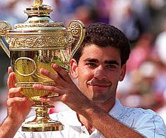 photo Pete Sampras gagne Wimbledon 1995