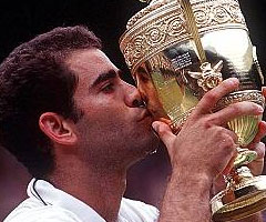 photo Pete Sampras gagne Wimbledon 1999