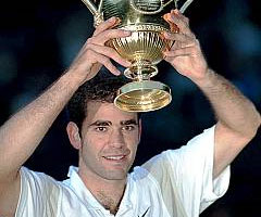 photo Pete Sampras gagne Wimbledon 2000