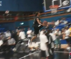 photo Le plus beau concours de Dunk Guy Dupuis VS Justin Darlington