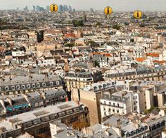 photo Plus grande photo du Monde : Paris en 26 Gigapixels