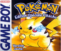 photo Pokémon Jaune : Édition Spéciale Pikachu sur Game Boy