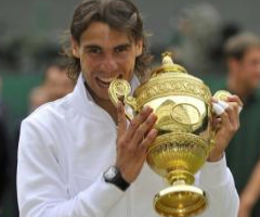 photo Rafael Nadal gagne Wimbledon 2010