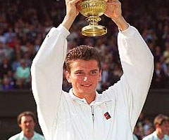 photo Richard Krajicek gagne Wimbledon 1996