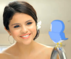 photo Selena Gomez en Cendrillon pour Celebrity Tap de l'UNICEF