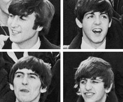 photo S�paration des Beatles