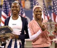 photo Serena Williams gagne l'US Open 2002