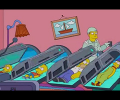 photo Les Simpson Avatar