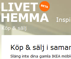 photo Site occasion Ikea