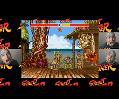 photo Sonaje Rock double les sons de Street Fighter II