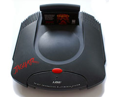 photo Sortie Atari Jaguar