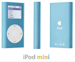 photo Sortie iPod Mini