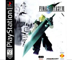 photo Sortie Final Fantasy VII sur Playstation