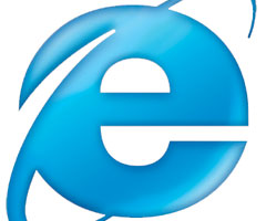 photo Sortie Internet Explorer 6