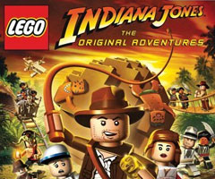 photo Sortie jeu LEGO Indiana Jones : la Trilogie originale sur XBOX 360