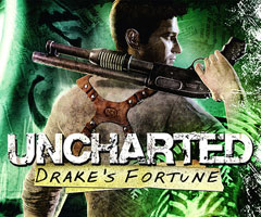 photo Sortie jeu Uncharted drake's fortune PS3