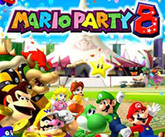 photo Sortie Mario Party 8 sur Wii