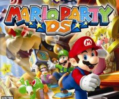 photo Sortie Mario Party DS sur Nintendo DS