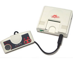 photo Sortie Nec PC Engine
