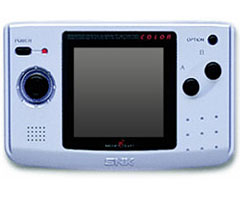 photo Sortie Neogeo Pocket