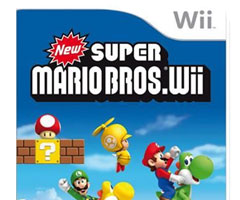 photo Sortie New Super Mario Bros sur Wii