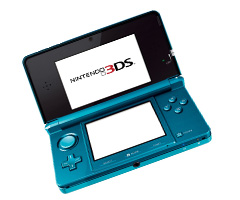 photo Sortie de la Nintendo 3DS en France