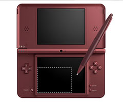 photo Sortie Nintendo DSi XL